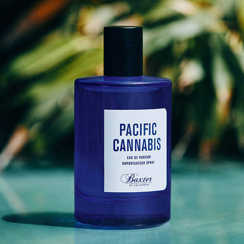 BAXTER OF CALIFORNIA PACIFIC CANNABIS EAU DE PARFUM - Ozbarber
