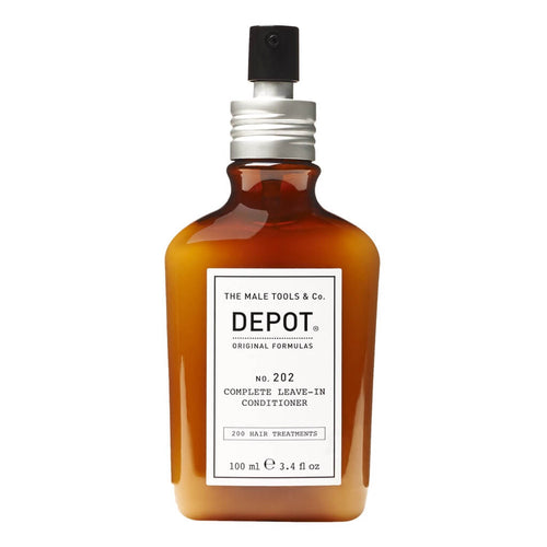 DEPOT NO.202 COMPLETE LEAVE-IN CONDITIONER 100ML - Ozbarber