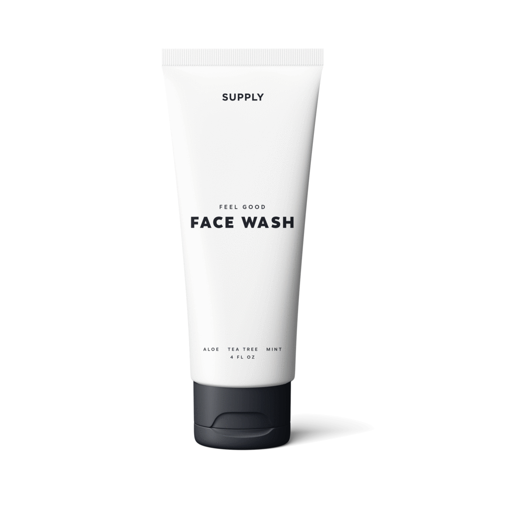Supply Feel Good Face Wash 4oz