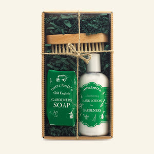 MITCHELL'S WOOL FAT GARDENER'S GIFT BOXES - GREEN - Ozbarber