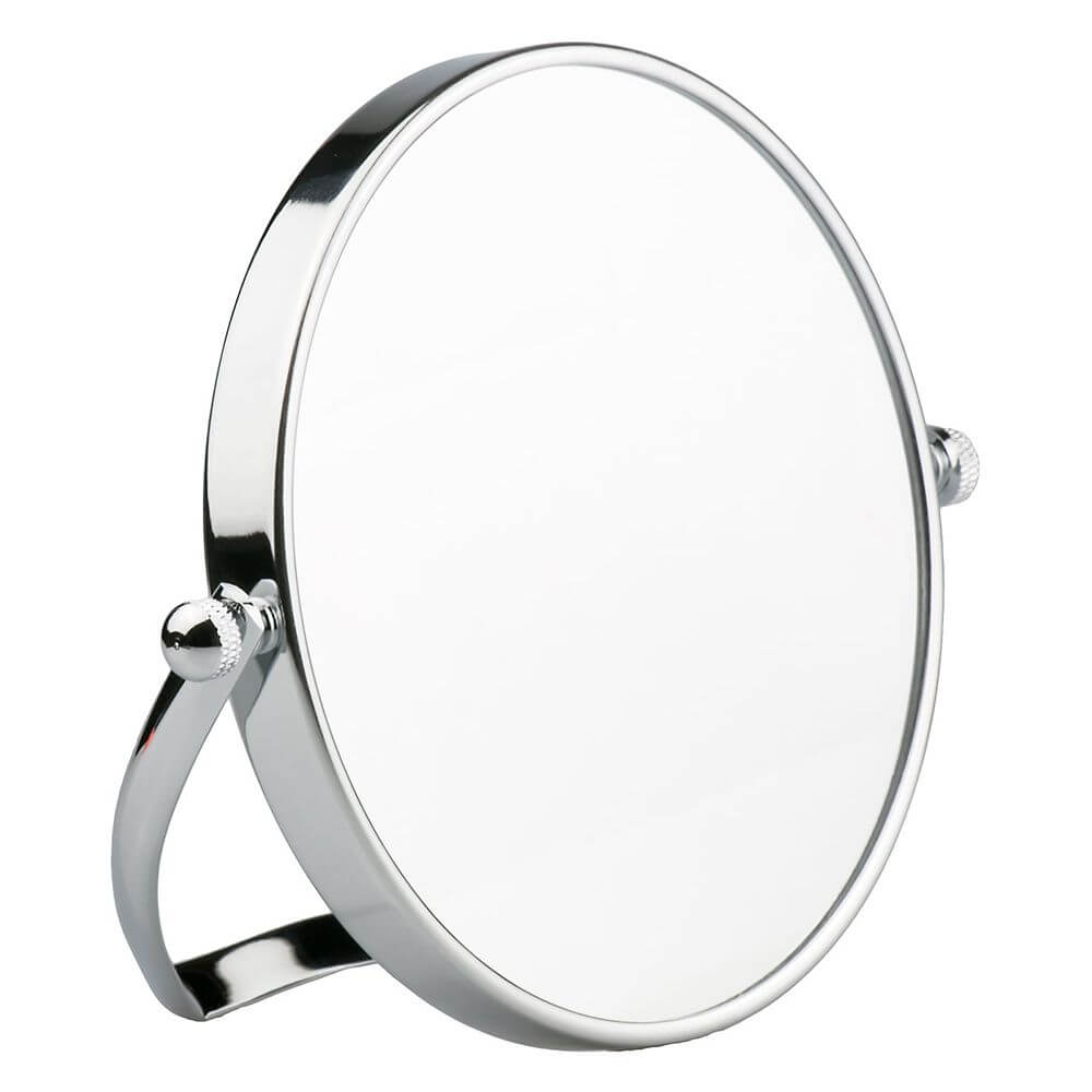 MUHLE SHAVING MIRROR DOUBLE-SIDED WITH HOLDER - Ozbarber