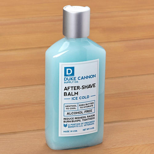 Duke Cannon Cooling Aftershave Balm