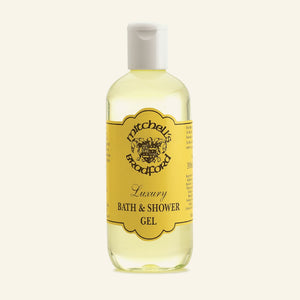 MITCHELL'S WOOL FAT BATH & SHOWER GEL 300ML - Ozbarber