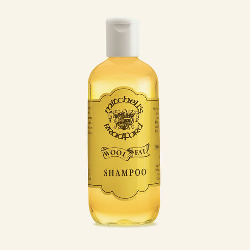 MITCHELL'S WOOL FAT SHAMPOO 300ML - ozbarber