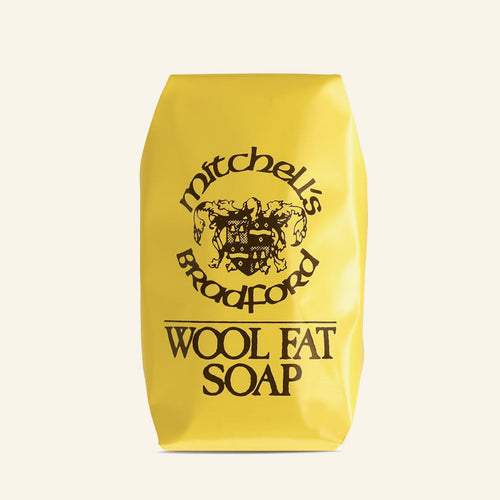 MITCHELL'S WOOL FAT HAND & BODY SOAP 150G - Ozbarber