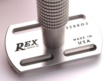 Load image into Gallery viewer, REX SUPPLY CO ENVOY SAFETY RAZOR STAINLESS STEEL - Ozbarber