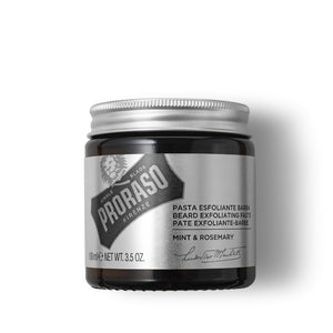 PRORASO FACE EXFOLIATING SCRUB 100ML - Ozbarber