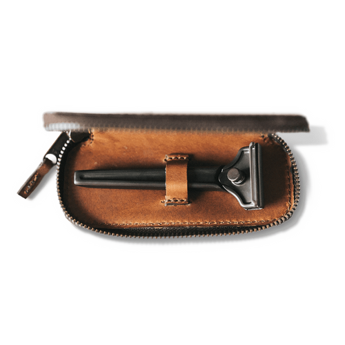 Supply The Single Edge Travel Case - Ozbarber