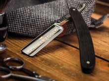Load image into Gallery viewer, BOKER SCHWARZGOLD CUT THROAT RAZOR - Ozbarber