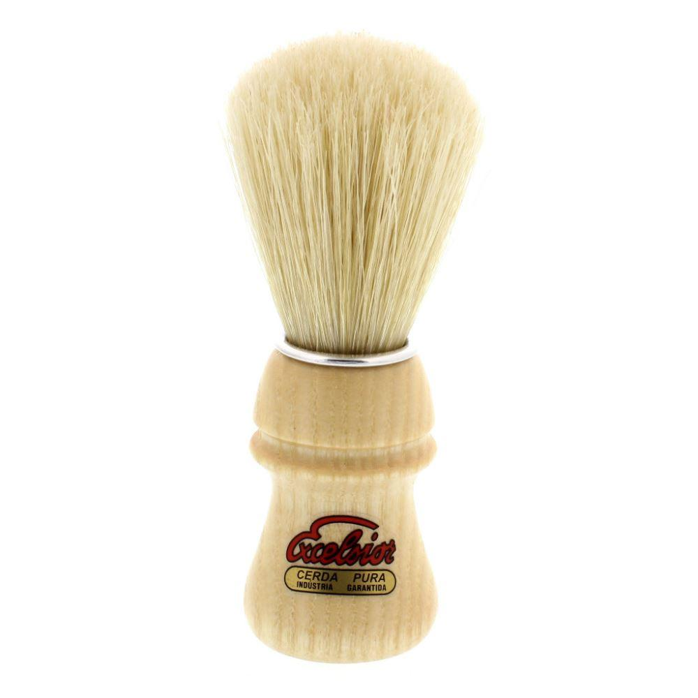 Semogue 1250 Oak Handle Pure Boar Bristle Shaving Brush - Ozbarber