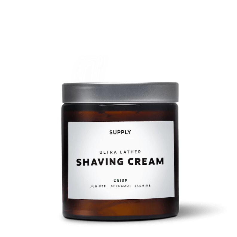 Supply Ultra Lather Shaving Cream - Ozbarber