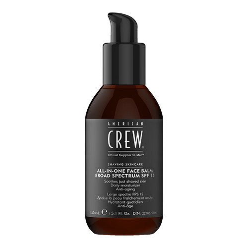 AMERICAN CREW ALL-IN-ONE FACE BALM SPF 15 - Ozbarber