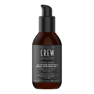 American Crew All in One Face Balm SPF 15 - Ozbarber