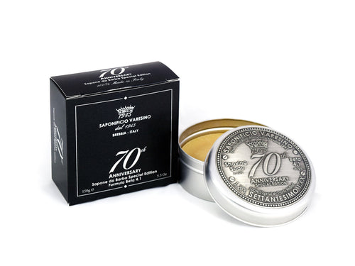 Saponificio Varesino 70th Anniversary Shaving Soap 150g