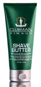 Clubman Shave Butter 6oz