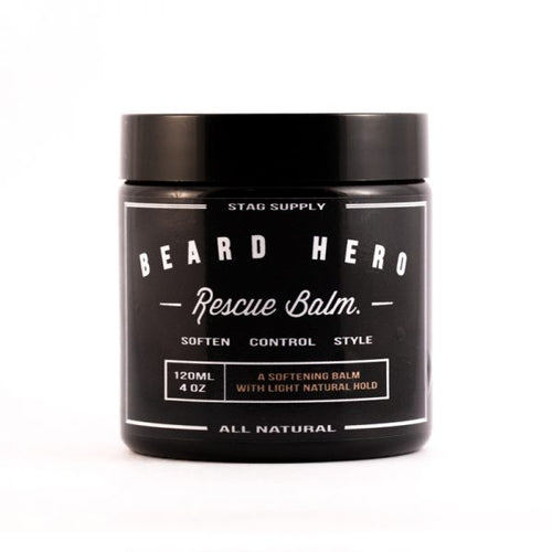 STAG SUPPLY BEARD HERO RESCUE BALM - ozbarber