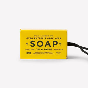 Byrd soap on a Rope 9oz - Ozbarber