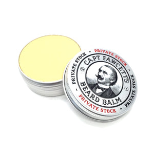 Captain Fawcett's Private Stock Beard Balm 60ml - Ozbarber