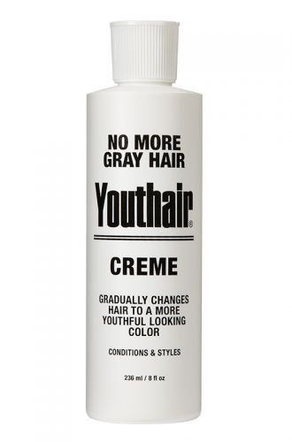 Youthair Creme Round Bottle 8 oz