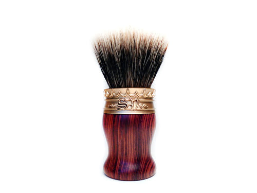 Saponificio Varesino SV 2.0 Shaving Brush in Cocobolo
