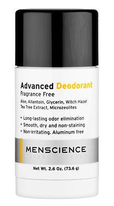 MENSCIENCE ADVANCED DEODORANT 73G - Ozbarber