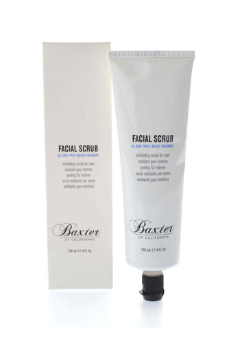 BAXTER OF CALIFORNIA FACIAL SCRUB - Ozbarber
