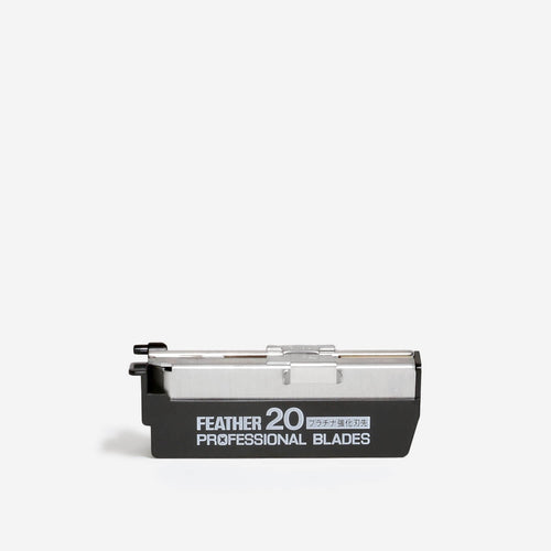 FEATHER AC PROFESSIONAL BLADE 20-PACK - Ozbarber