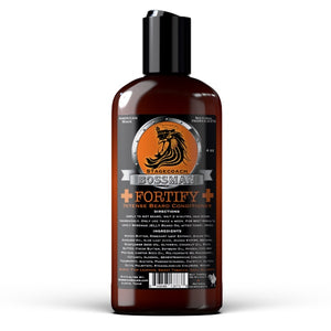 BOSSMAN FORTIFY INTENSE STAGECOACH BEARD CONDITIONER 4 OZ - Ozbarber
