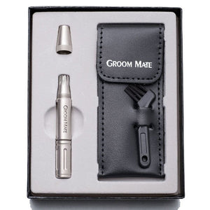 Groom Mate Platinum XL Professional Nose & Ears Hair Trimmer - Ozbarber