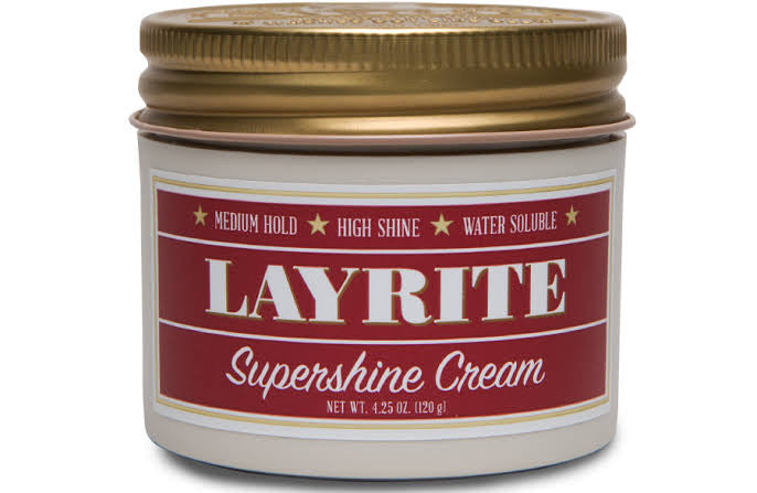 Layrite Supershine Cream 113g