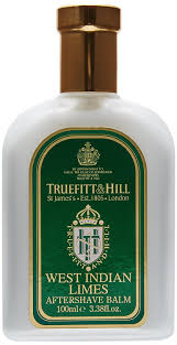 TRUEFITT&HILL WEST INDIAN LIMES AFTERSHAVE BALM 100ML - Ozbarber