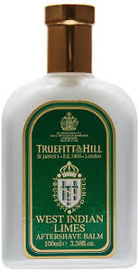 TRUEFITT & HILL WEST INDIAN LIMES AFTERSHAVE BALM 100ML - Ozbarber