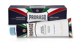 PRORASO ALOE VERA & VITAMIN E PROTECT SHAVING CREAM TUBE 150ML - Ozbarber