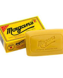 MORGAN'S ANTIBACTERIAL MEDICATED SOAP 80G - Ozbarber