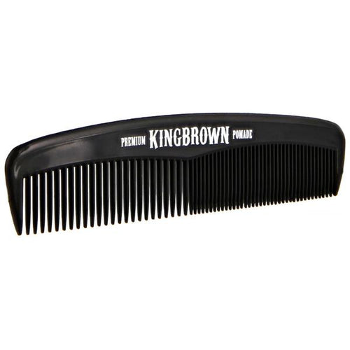King Brown Black Pocket Comb - Ozbarber