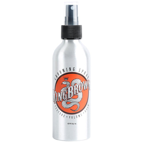 King Brown Grooming Spray - Ozbarber