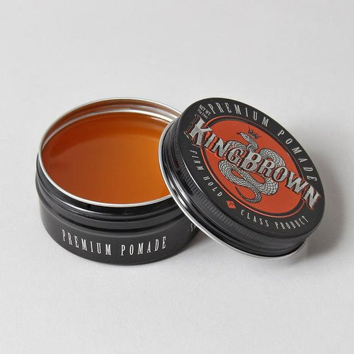 King Brown Premium Pomade - Ozbarber