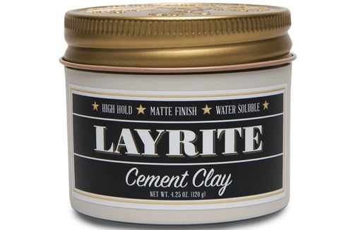 LAYRITE CEMENT CLAY 120G - Ozbarber