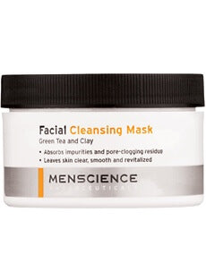 MENSCIENCE FACIAL CLEANING MASK - Ozbarber