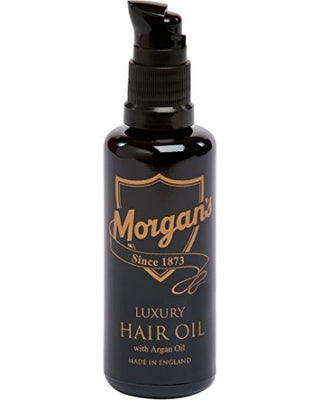 MORGAN'S LUXURY HAIR OIL 50ML - Ozbarber