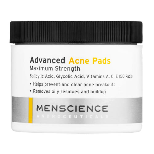 MENSCIENCE ADVANCED ACNE PADS - Ozbarber