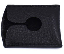 Load image into Gallery viewer, PARKER BLACK LEATHER RAZOR HEAD COVER - Ozbarber
