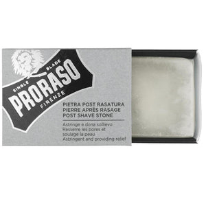 PRORASO ALLUM NATURAL SALT BLOCK 100G - Ozbarber