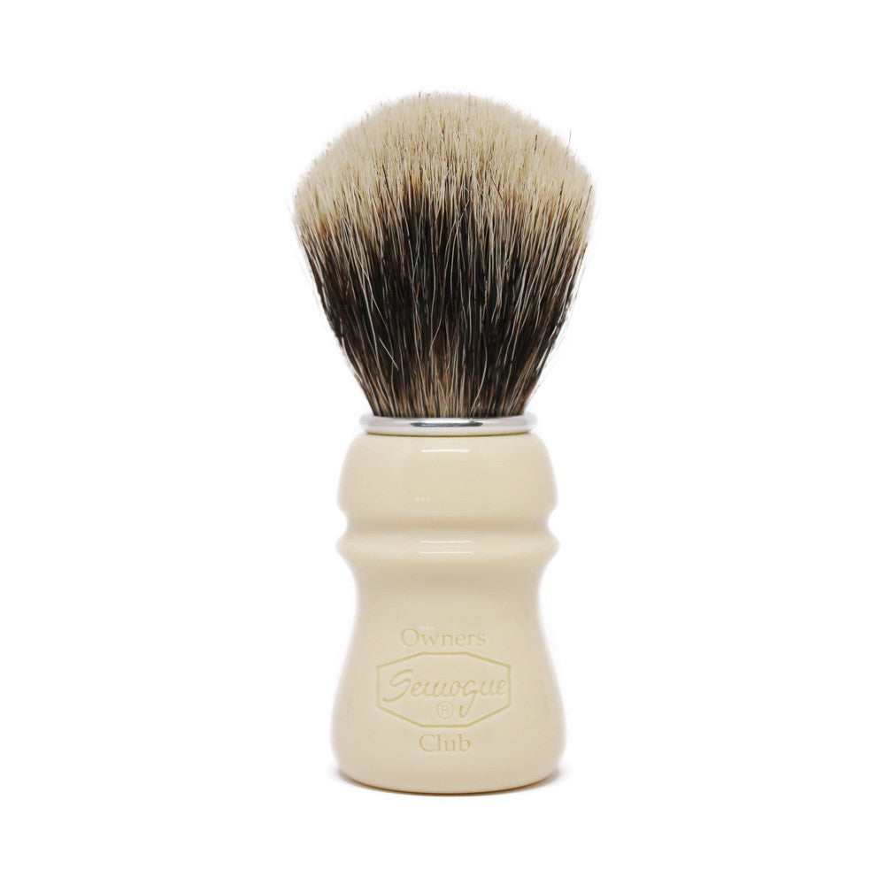 Semogue Owners Club Taj Finest Badger Shaving Brush