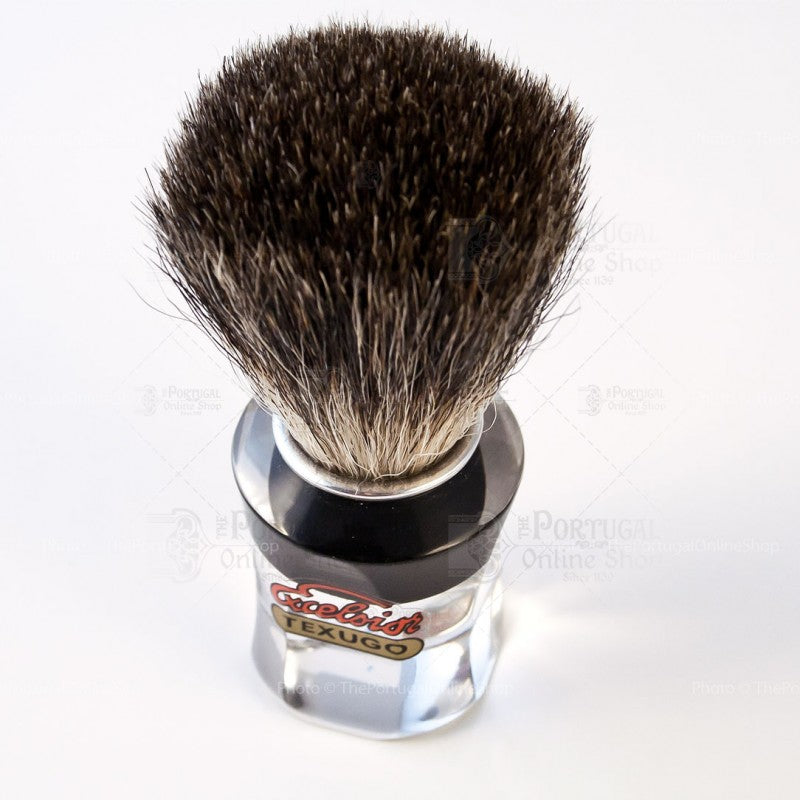 SEMOGUE 740 PURE BADGER SHAVING BRUSH - Ozbarber