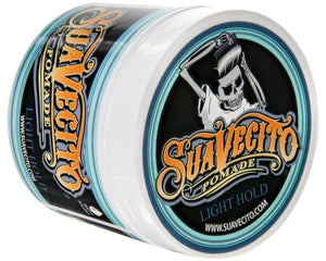 Suavecito Light Hold Pomade 4oz