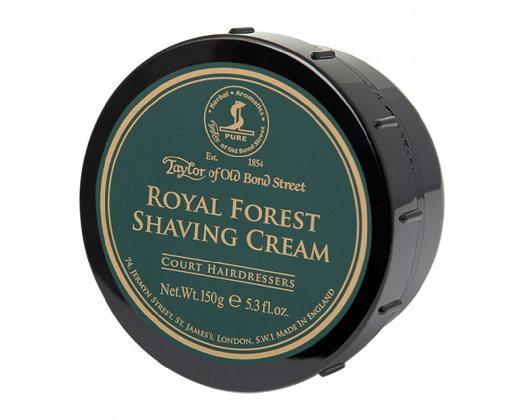 Taylor of Old Bond Street Shaving Cream Bowl, Royal Forest