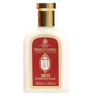TRUEFITT & HILL 1805 AFTERSHAVE BALM 100ML - Ozbarber