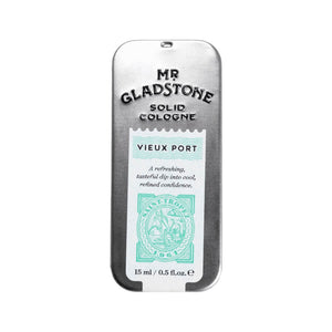 MR.GLADSTONE FINE SOLID COLOGNE - Ozbarber