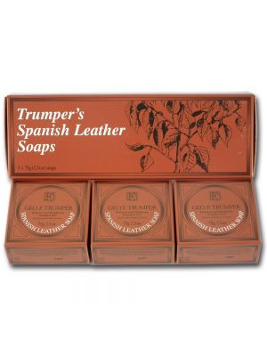 GEO F TRUMPER SPANISH LEATHER HAND AND BATH SOAP - Ozbarber